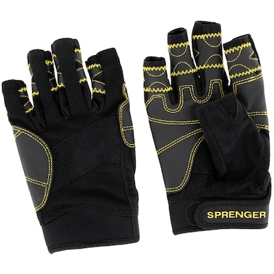 Herm Sprenger FLEXI GRIP GLOVES (No fingers or thumb) - Small, Medium, Large, X-Large