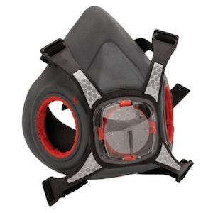 Chemical Half Mask Respirator Kit