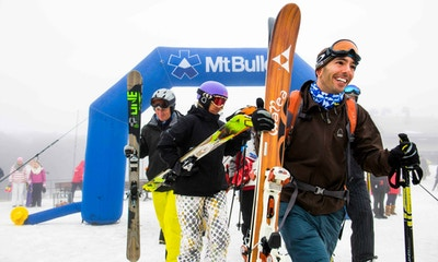 Race Around the Mt. Buller Snowfields