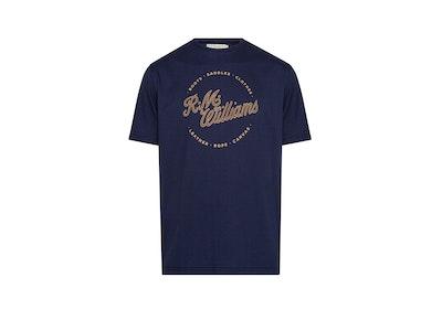 RM Williams Script Stamp T-Shirt