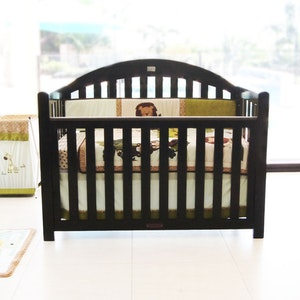 Babyhood Grow With Me Classic Cot