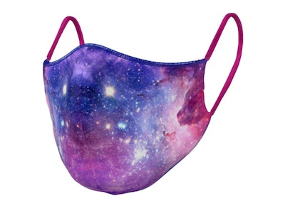 The Mask Life The Pink Galaxy - Reversible Face Mask