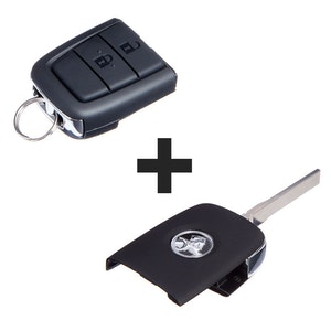 Holden VE Commodore Wagon Flip Car Key with Blade And Remote
