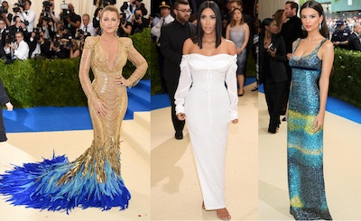 BEST DRESSED 2017 MET GALA