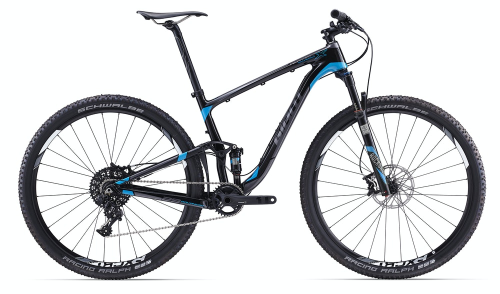 Giant AnthemX ADV29er Comp BikeExchange 2017