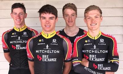 BikeExchange neuer Sponsor des UCI Continental Teams Mitchelton-BikeExchange