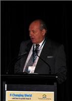 Merv King Gives the opening address to the Industry Members