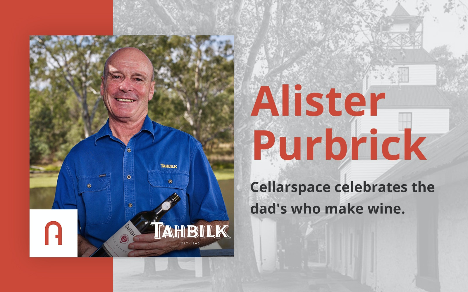 Meet the Winemaker-Alister Purbrick
