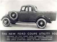 Ford Coupe Utility