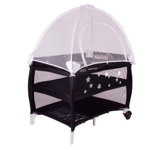 Babyhood Cot Canopy Net Porta cot Size
