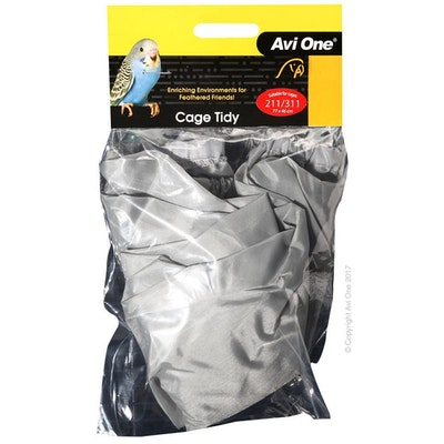 Avi One Bird Cage Tidy   Suits 211/311 Cages