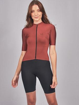 Taba Fashion Sportswear Camiseta Ciclismo Mujer Mont Ventoux
