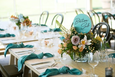 PALM SPRINGS-INSPIRED WEDDING AT GREENFIELDS
