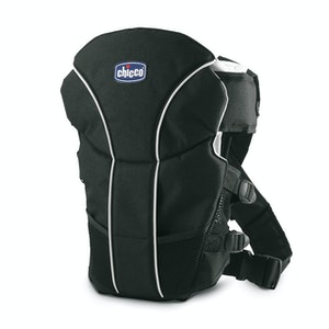 Chicco UltraSoft Infant Carrier - Black