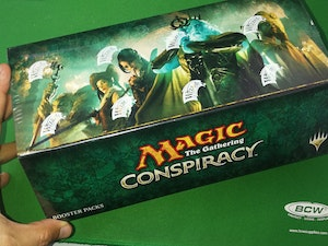 MtG Conspiracy Draft Box - factory sealed - 36 Boosters