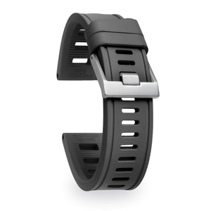 Isofrane Dive Watch Rubber Strap Anthracite