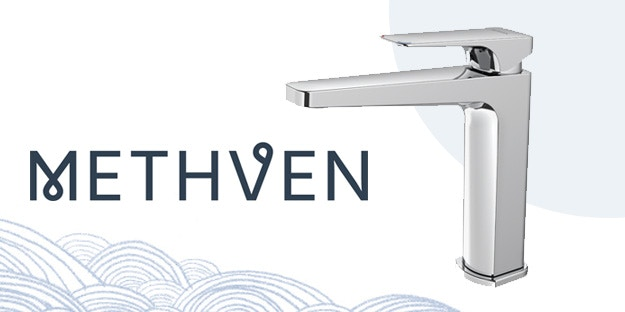 Methven Waipori Swivel Sink Mixer