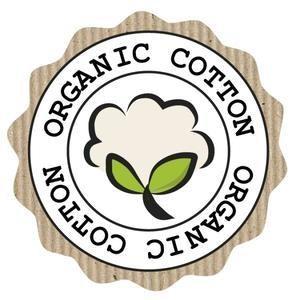 Organic Cotton Nappy Prefolds - 6 pack