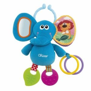 Chicco First Activities Elephant Stroller Toy