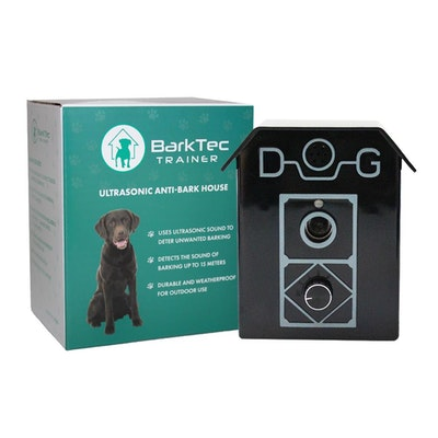 Ultrasonic Bark Control - Barktec BT-300 Silencer Birdhouse
