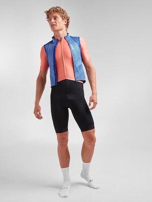 Black Sheep Cycling Men's Essentials TEAM Vest - Blue Hatch