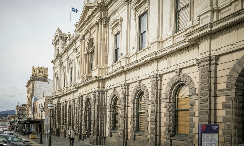 The 'City Built by Gold' - Heritage Walks of Ballarat