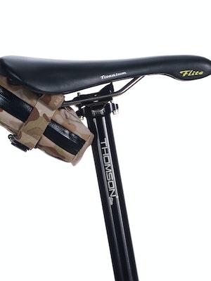 skingrowsback Plan B Saddle Bag MultiCam Arid
