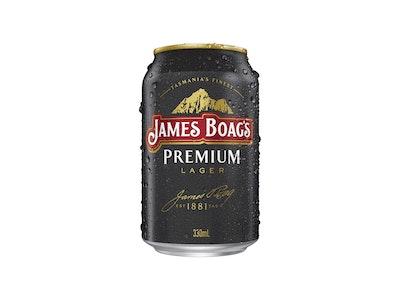 James Boag's Premium Lager Can 330mL