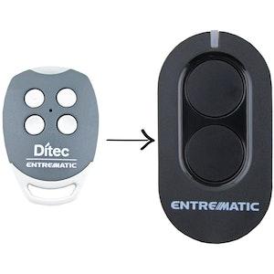 Ditec Entrematic GOL4 Genuine Remote