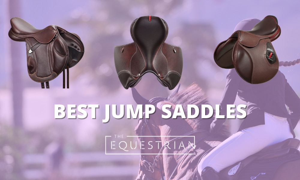 The Best Showjumping Saddle Brands Available In Australia