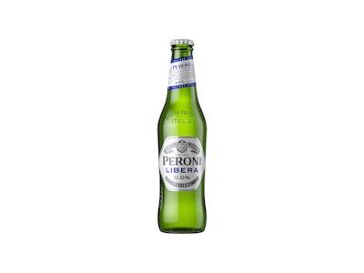 Peroni Libera 0.0% Bottle 330mL