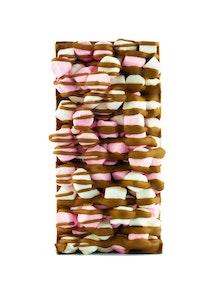 Dark Chocolate Marshmallow Block