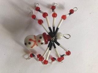 Handmade By Bronzerose Christmas Spider