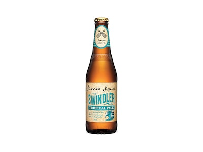 James Squire The Swindler Tropical Pale Ale Bottle 345mL