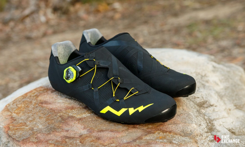 fullpage Northwave Extreme RR road shoe first impression 4