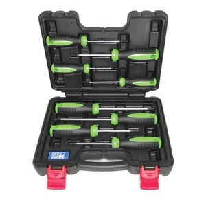 SP34050 Screwdriver Set 8 Piece Torx in X-Case SP34050