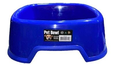 Square Bowl Blue K9