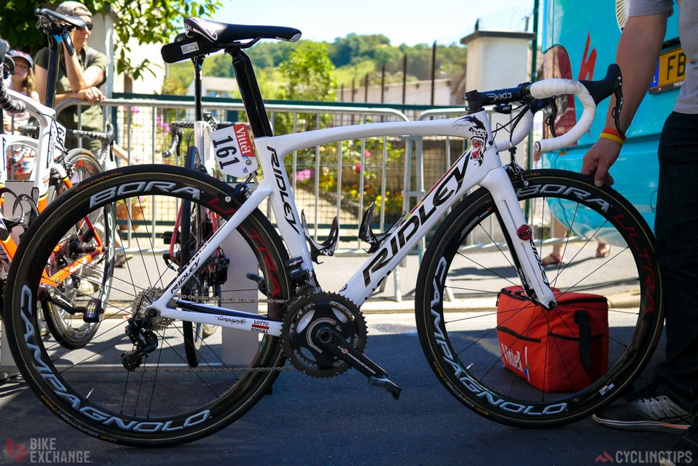 Greipel Custom Ridley Tour de France 2016 1