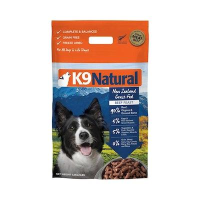 K9 Natural Beef 1.8KG