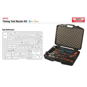 Toledo Timing Tool Kit - Audi & Volkswagen