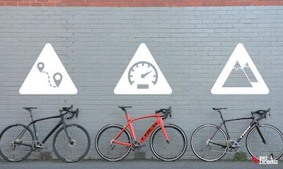 Aero vs Endurance vs Lightweight Road Bikes Explained