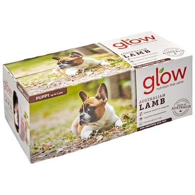 GLOW Raw Puppy Australian Lamb 2.72kg