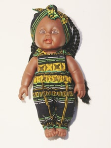 Designed by Florence Olayemi Tokunbo Doll