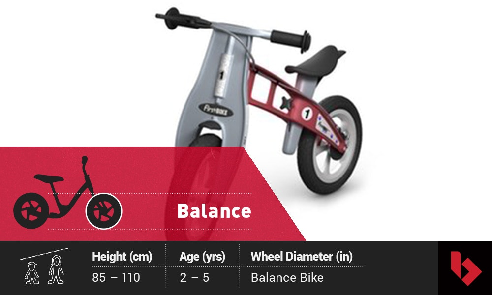 buying a kids bike balance bike