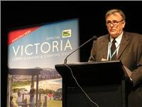 Victorian Caravan Parks president retires with his job well done
