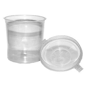 Velocity PPS Liners & Lids 600ml - Pack of 50