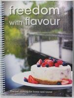 New Freedom with Flavour Cookbook.