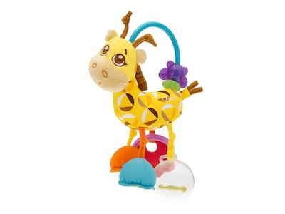 Chicco Mrs Giraffe Textile Rattle