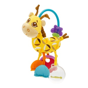 Chicco Mrs Giraffe Textile Rattle