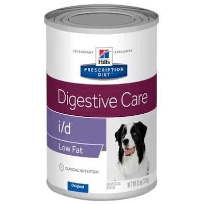 Hill's VET Hill's Prescription Diet I/D Low Fat Digestive Care Wet Dog Food 370G